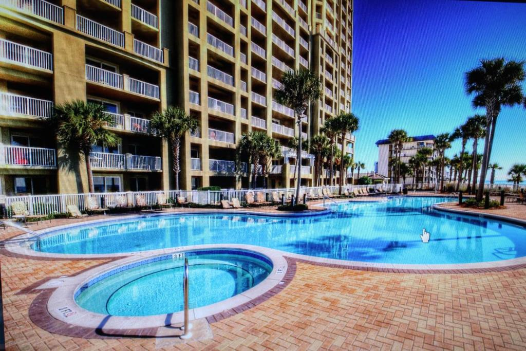 PANAMA CITY BEACH CONDO 3 BED+BUNK, Panama City Beach, FL ...