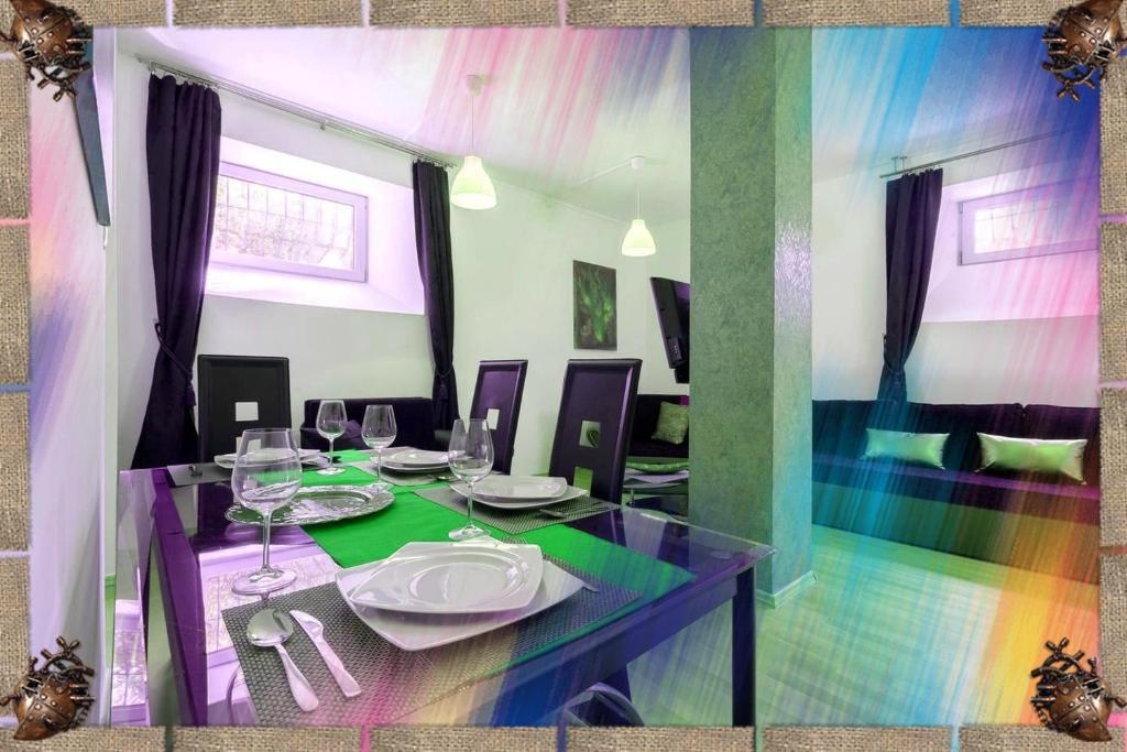 Restoran ili neka druga zalogajnica u objektu Porat Apartments
