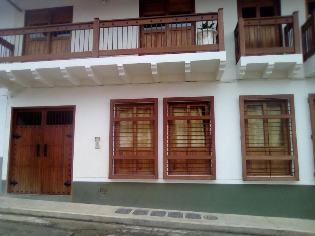 Apartments In Valparaíso Caldas