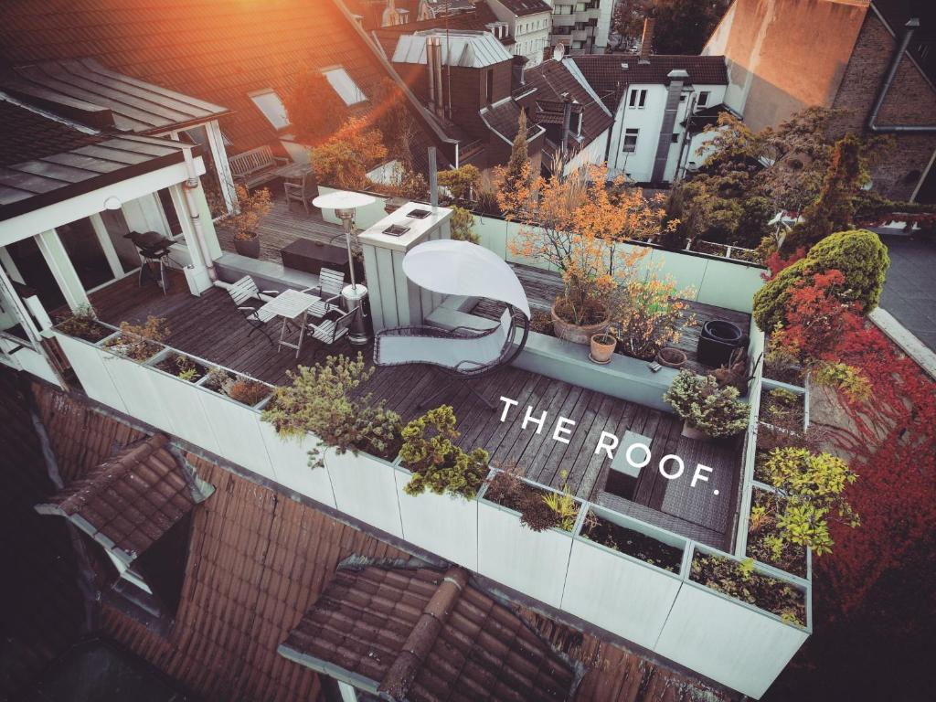 Rooftop Penthouse Karlsruhe Karlsruhe Tarifs 2019
