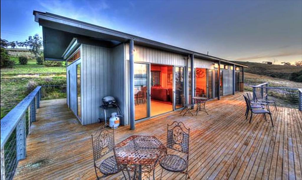 Kilora accommodation North Bruny Island