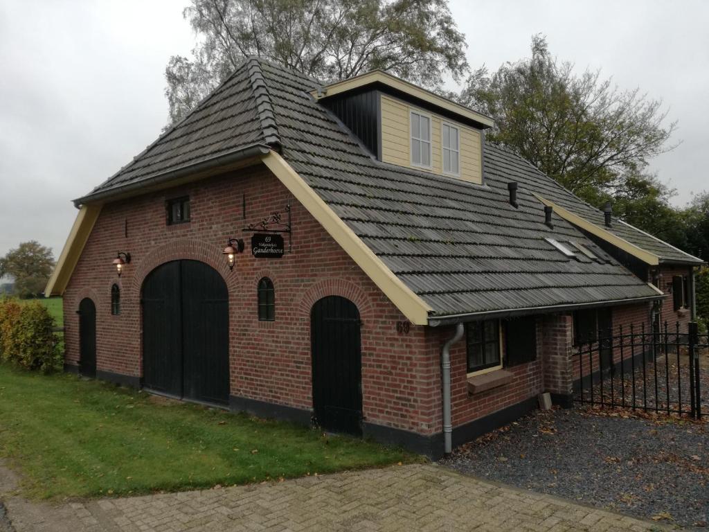 Vakantiehuis Vakantiehuis Ganderhoeve (Nederland Gaanderen ...