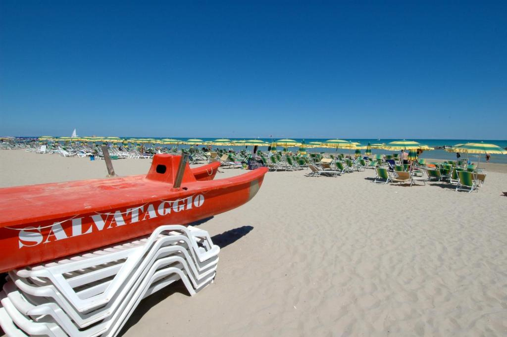 IHR Residence Hotel Le Terrazze, Grottammare, Italy - Booking.com