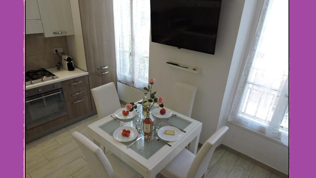 Appartment Nizza nizza apartment 3 rooms max 6 persons