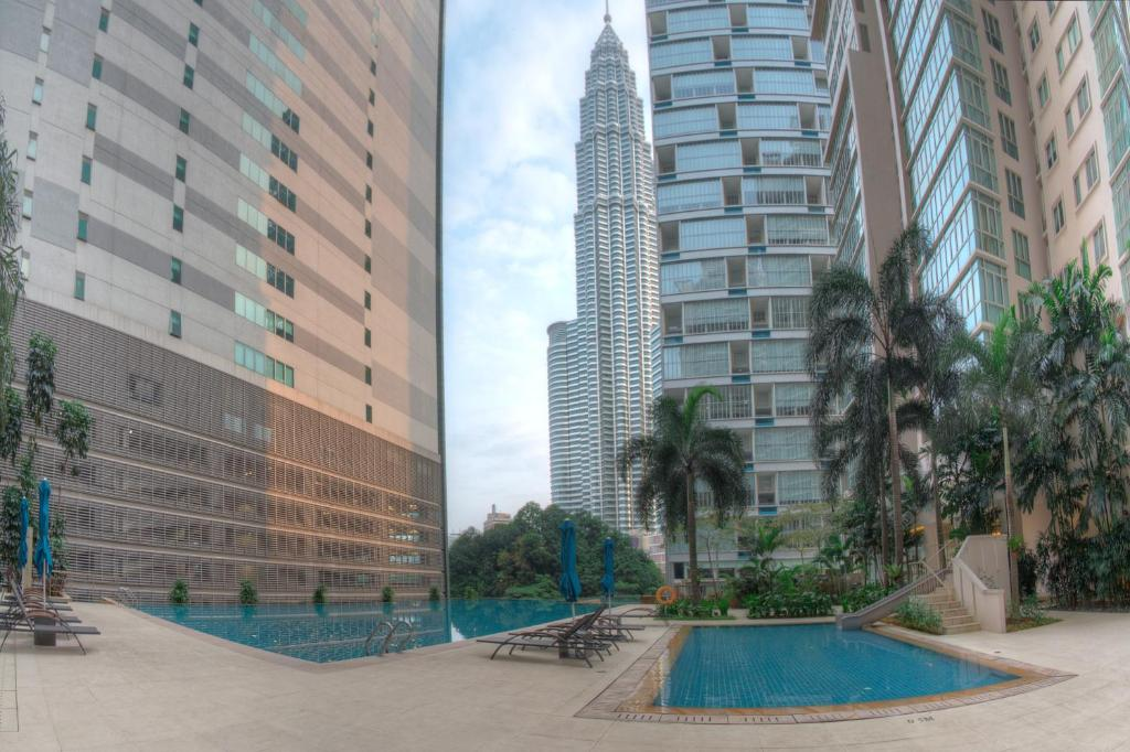 Exclusive Apartment At Marc Residence  Opposite Of Petronas Twin Tower   Kuala Lumpur  Malaysia