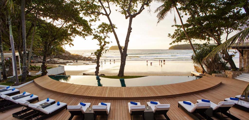 ba48ef1f742f Курортный отель The Boathouse Phuket (Таиланд Ката-Бич) - Booking.com