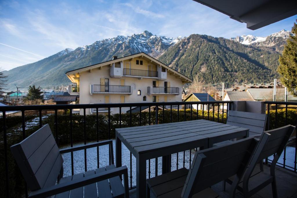 Residence Fermes du Montenvers ChamonixMontBlanc France