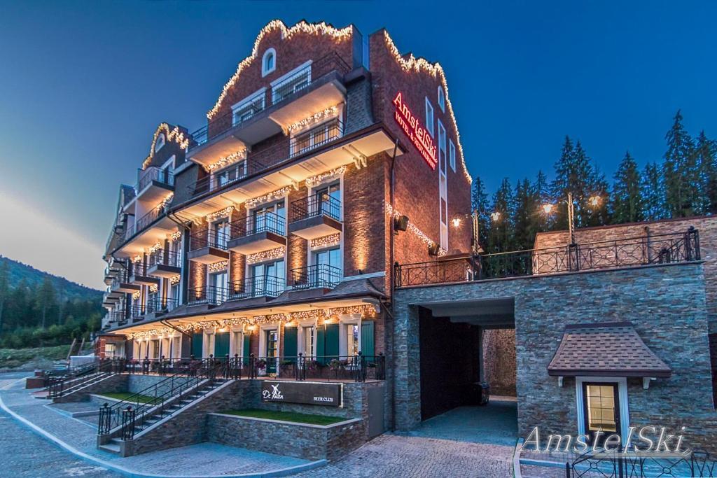 c4767c87fb9e Отель AmstelSki (Украина Буковель) - Booking.com