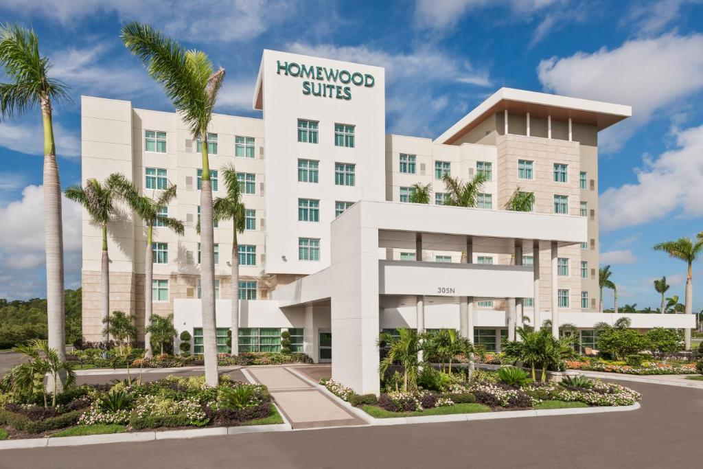 Hotel Homewood Suites By Hilton Sarasota Lakewood Ranch Fl