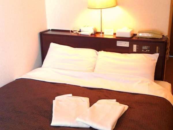 ポイント1.お風呂を楽しめるシンプルホテル