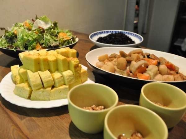 ポイント2.浜松餃子を朝食で堪能