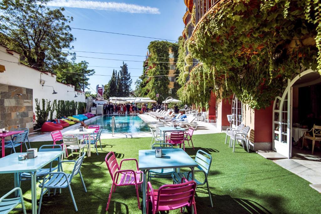 Tcherassi hotel and spa 2018 world 39 s best hotels - Hotel los angeles granada ...