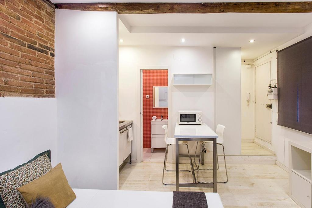 Studio apartment carrer del torrent de lolla barcelona spain gallery image of this property fandeluxe