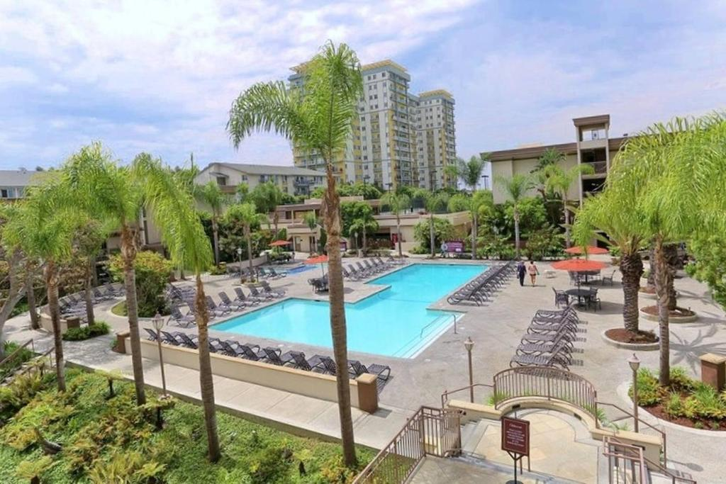 Marina Del Rey Ocean Apartments Los Angeles Tarifs 2018