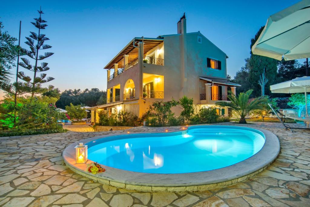 Galazio Sunset Villas, Gaios – Updated 2019 Prices