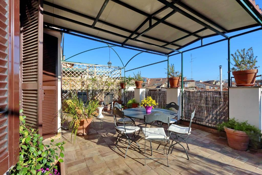 Borghese Penthouse - My Extra Home
