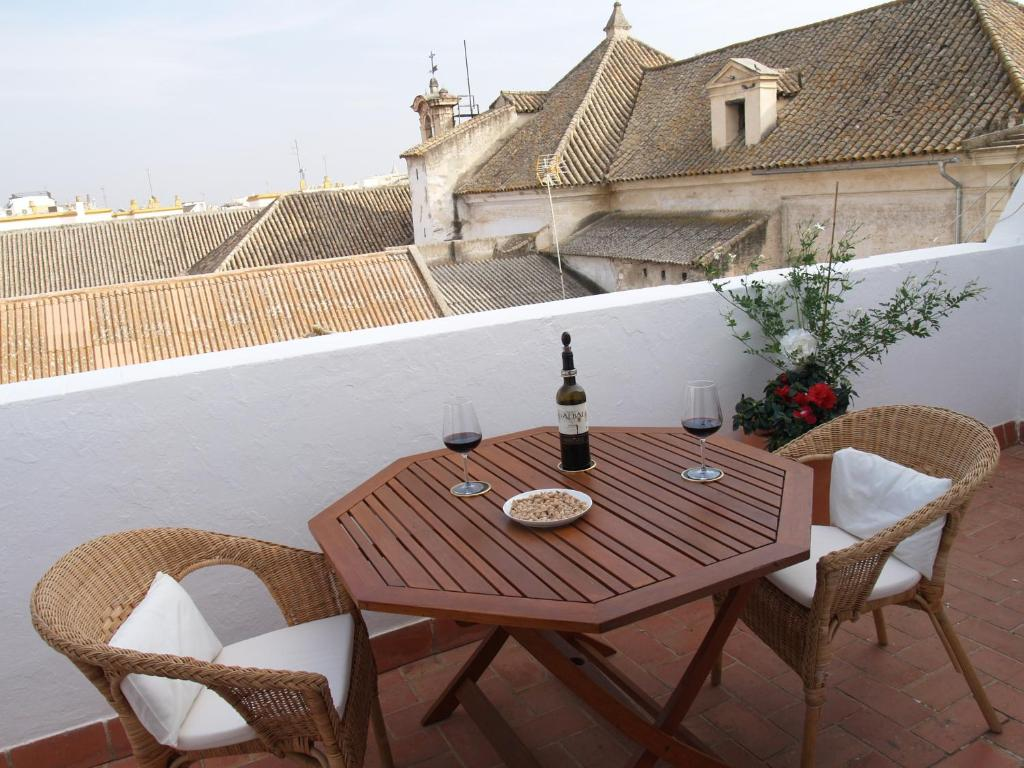 Luminoso Tico Centro Sevilla Seville Spanyol Booking Com # Muebles Centro Estant