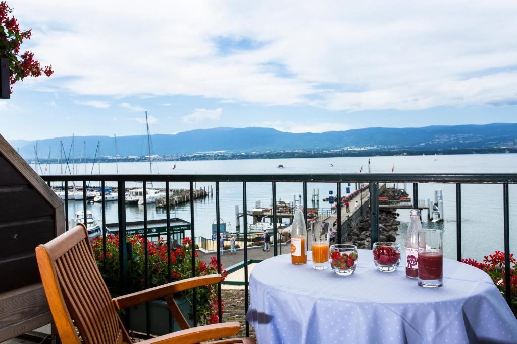 Hotel Restaurant Yvoire  Etoiles