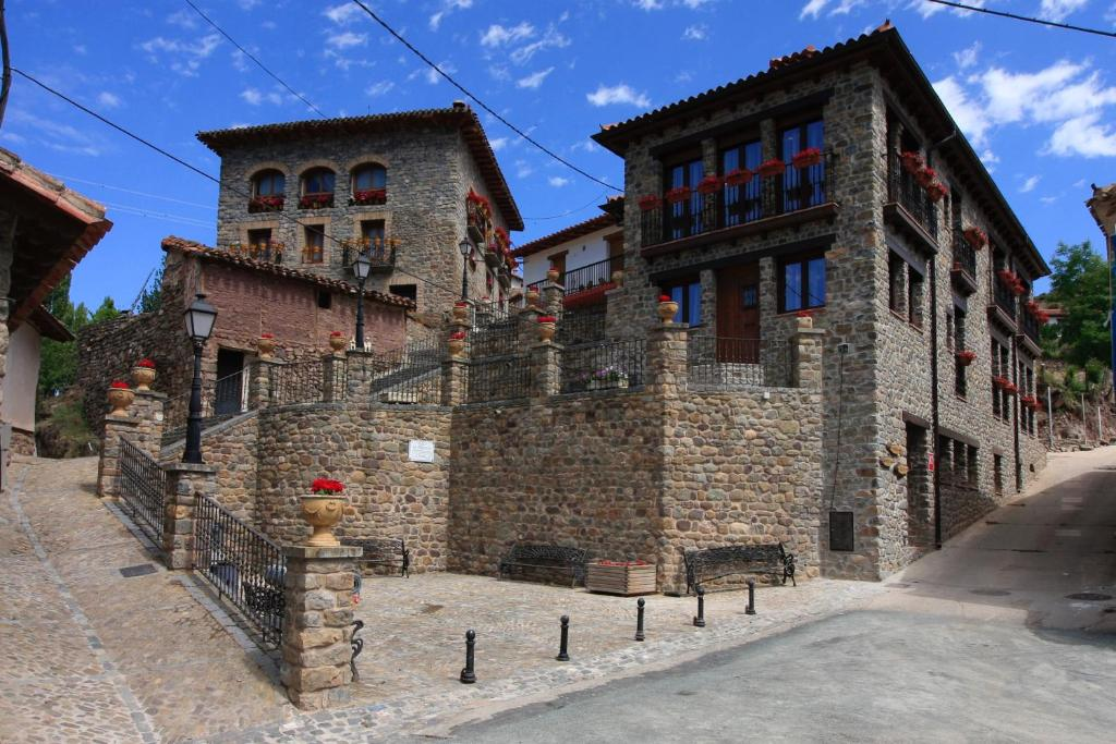 Apartments In Nieva De Cameros La Rioja