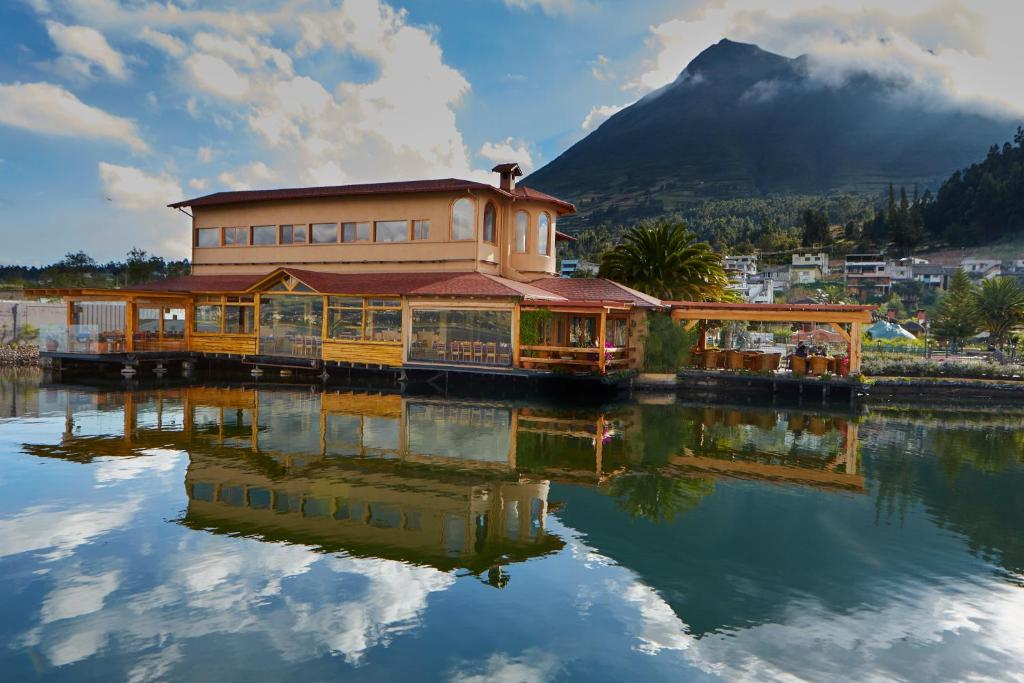 hosteria cabañas del lago otavalo ecuador booking com