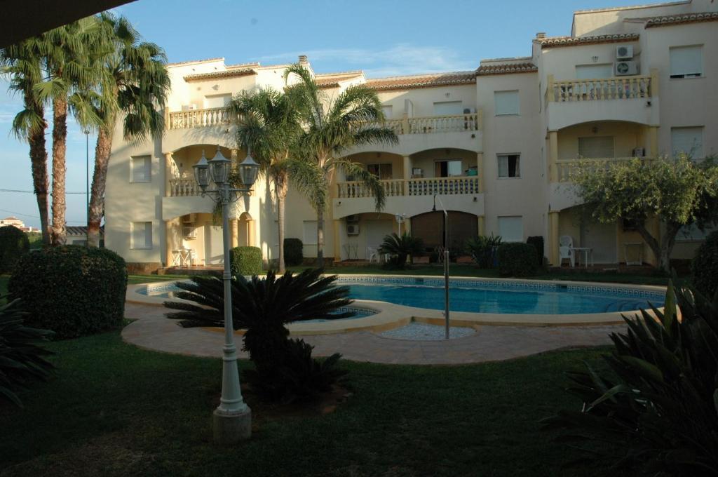 Foto del Apartamentos La Giralda