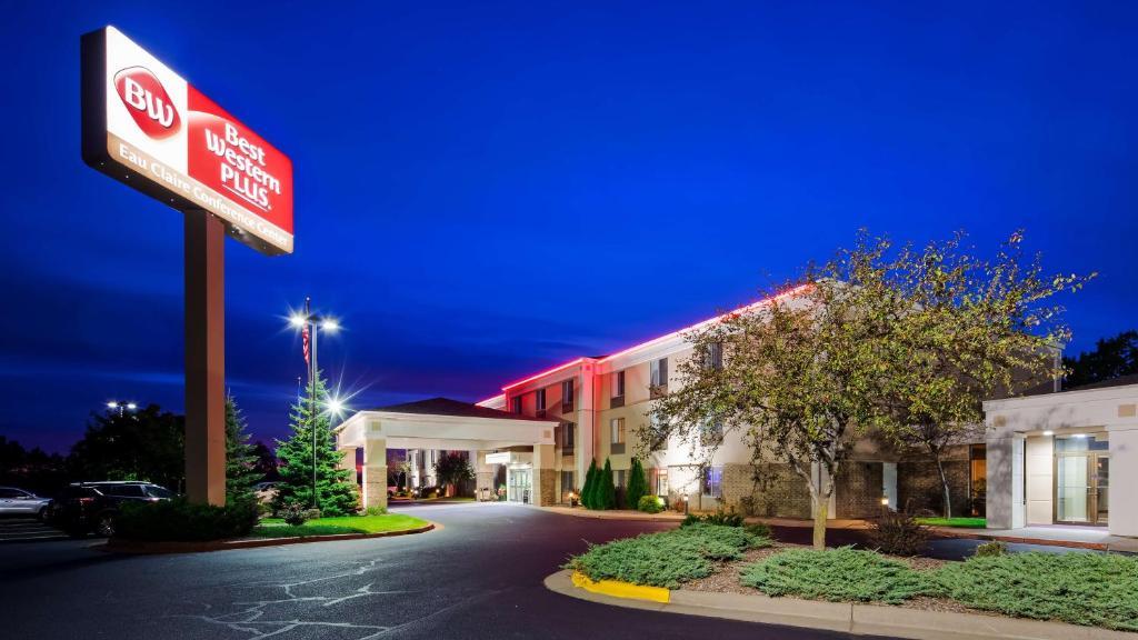 Hotel Best Western Plus Eau Claire Wi Bookingcom