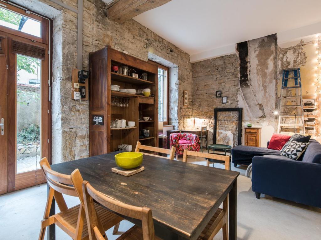 Apartment be my home le bucolique lyon france booking.com