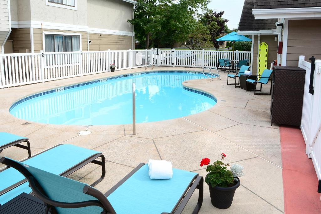 Residence Inn Amherst, NY (USA Amherst) - Booking.com