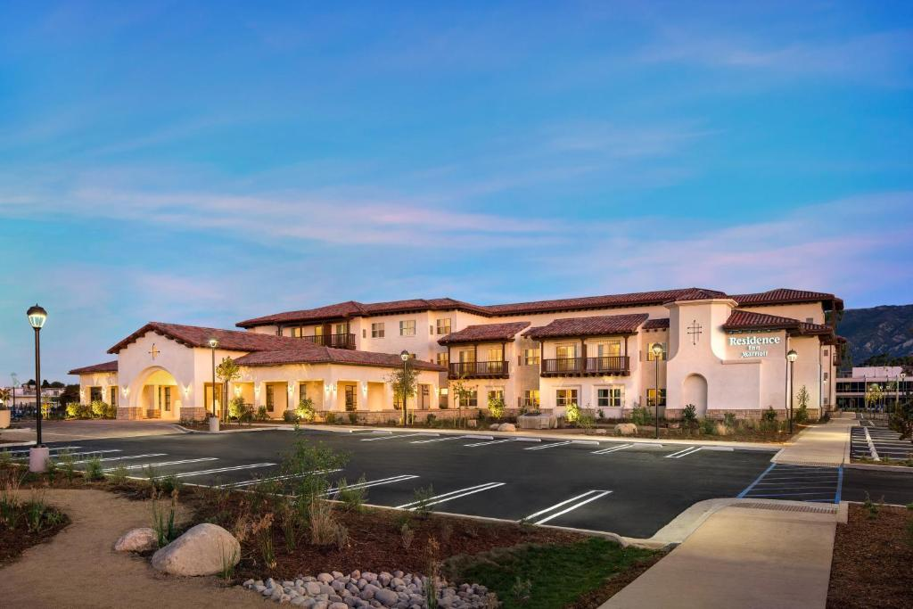 The Residence Inn by Marriott Santa Barbara Goleta.