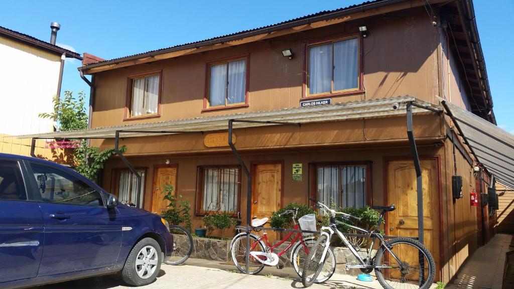 Apartments In Angachilla Los Rios