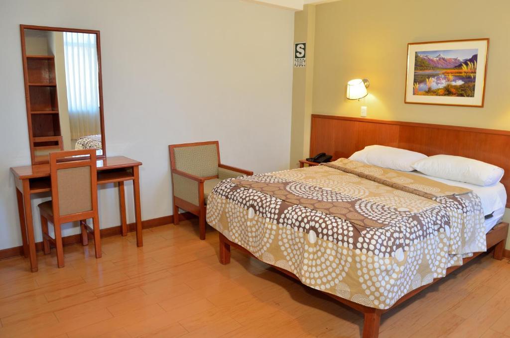 Primavera Plaza Hotel, Tacna – Precios actualizados 2018