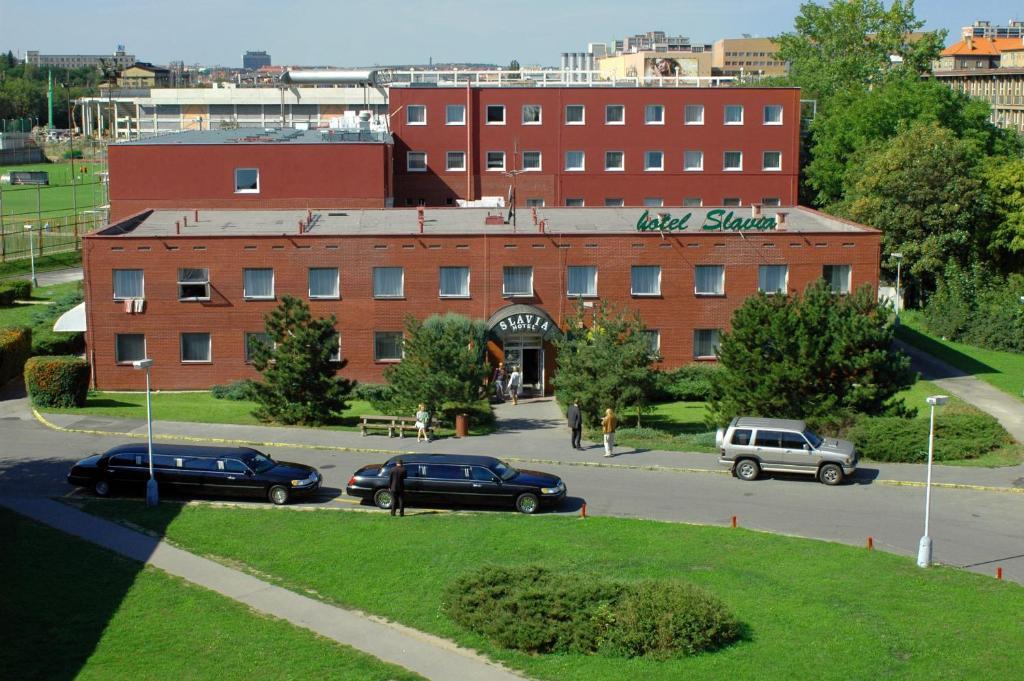 slavia prag hotel