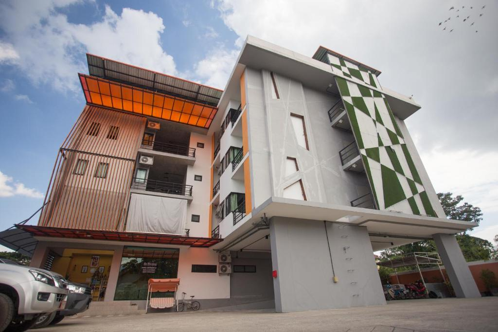Apartments In Ban Rai Nong Ho Chiang Mai Province