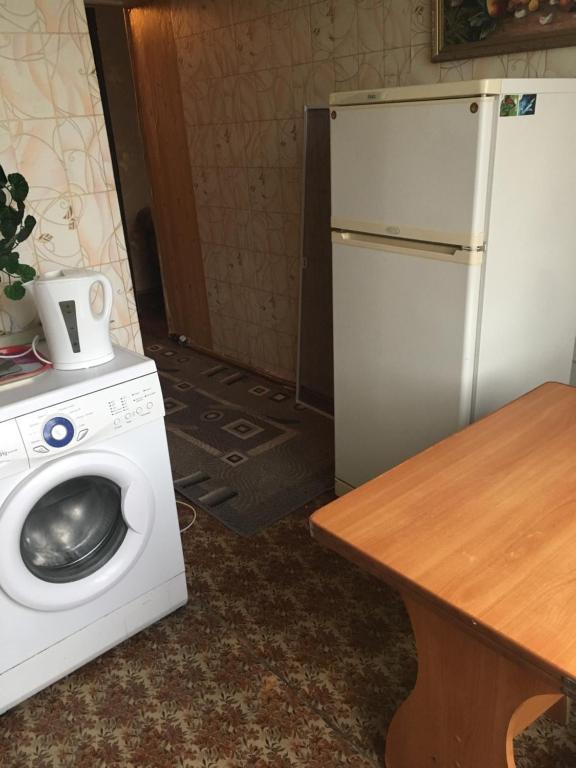 Ванная комната в Apartment on Mashinostroitieliei 10