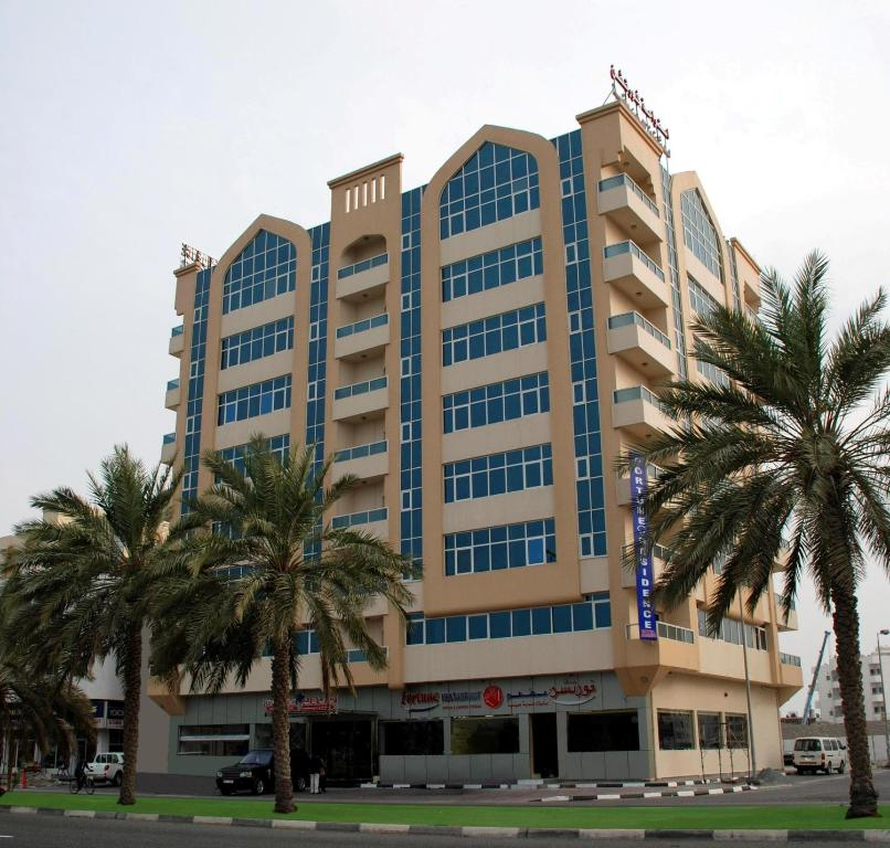 Royal Hotel Apatment, Fujairah, UAE