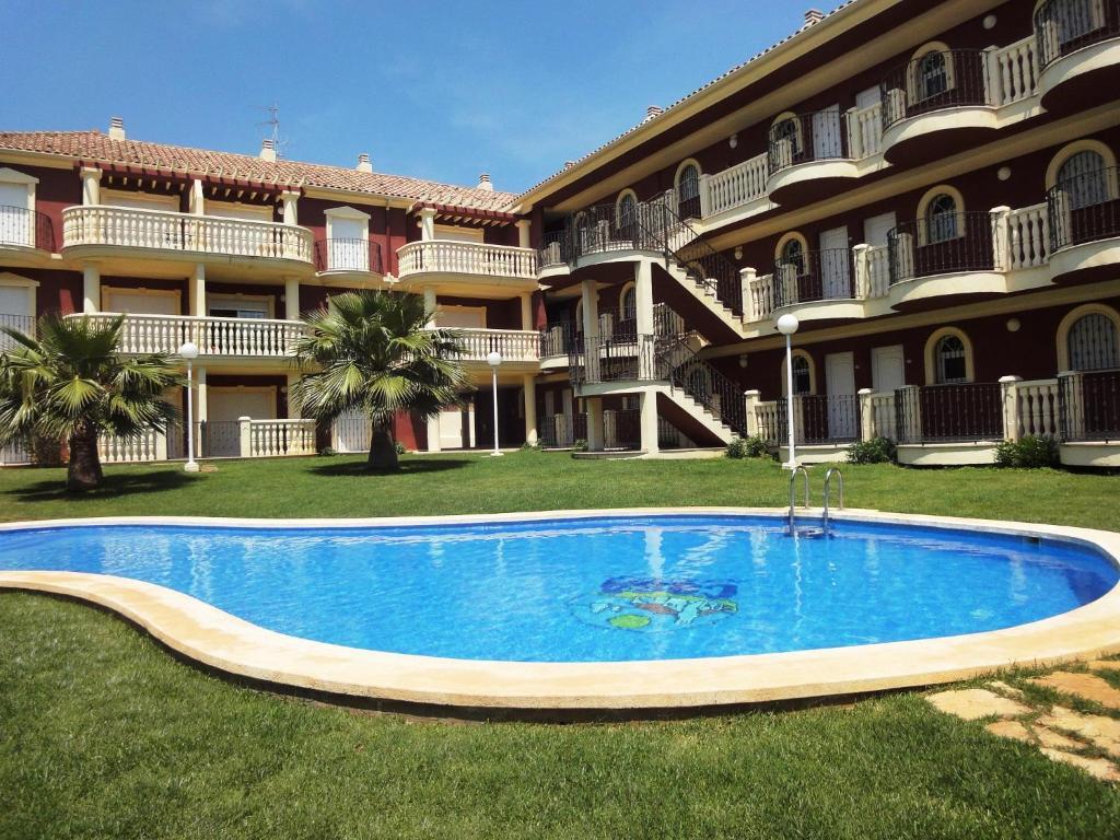 Apartamentos Varios Alcossebre Casa Azahar fotografía