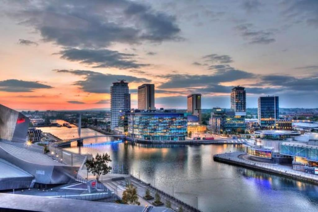 Media City Salford Quays, Manchester – Updated 2018 Prices