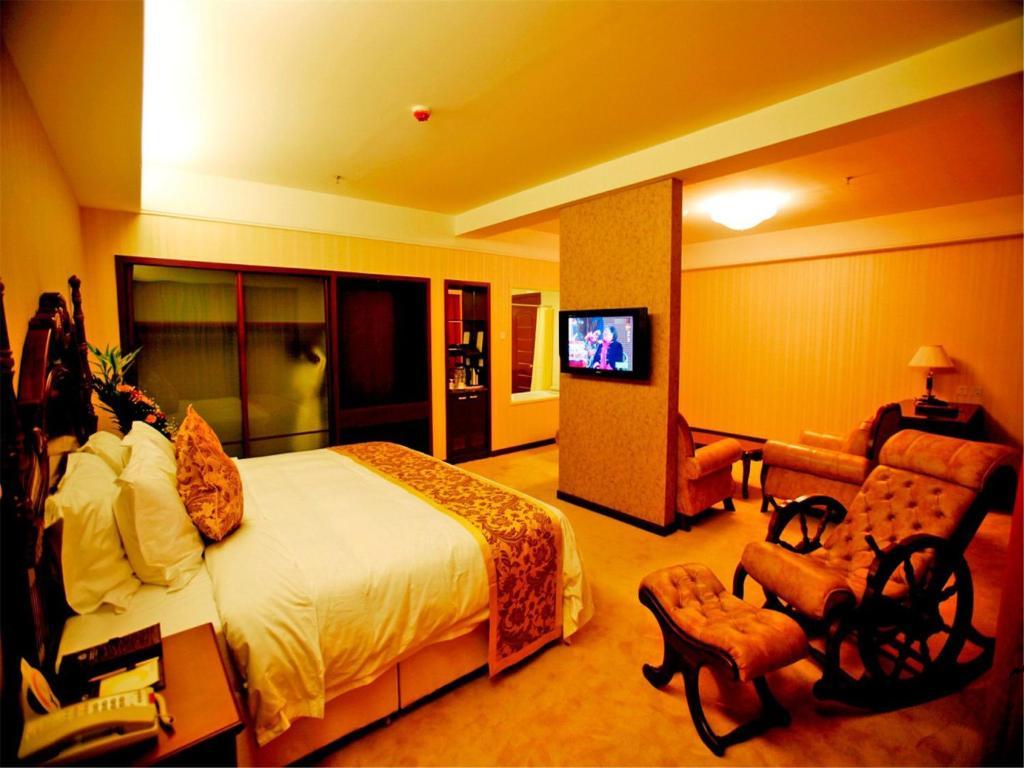 Hotel Orange International Yanbian International Hotel Yanji China Bookingcom