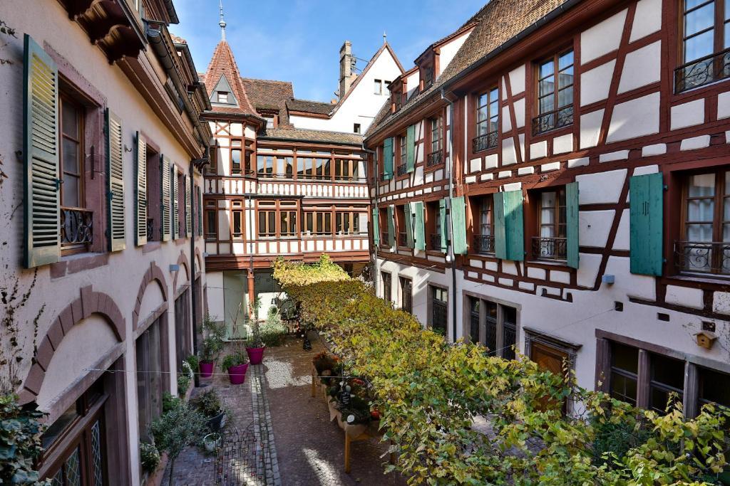 Hotel La Maison Des Têtes (Frankreich Colmar) - Booking.com