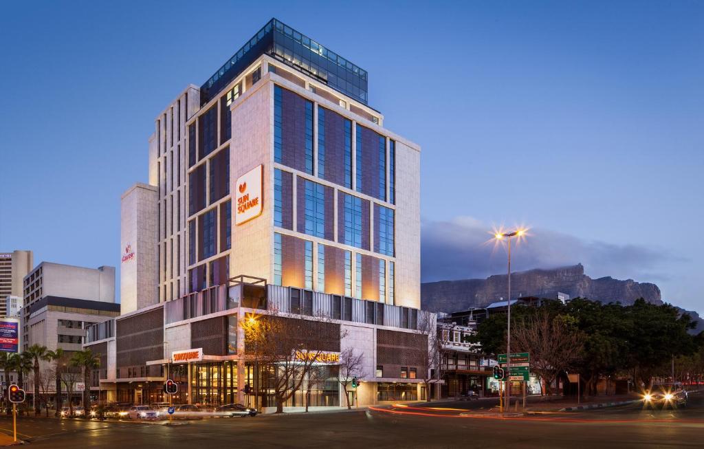 Hotel Sunsquare Cape Town City Bowl S 252 Dafrika Kapstadt