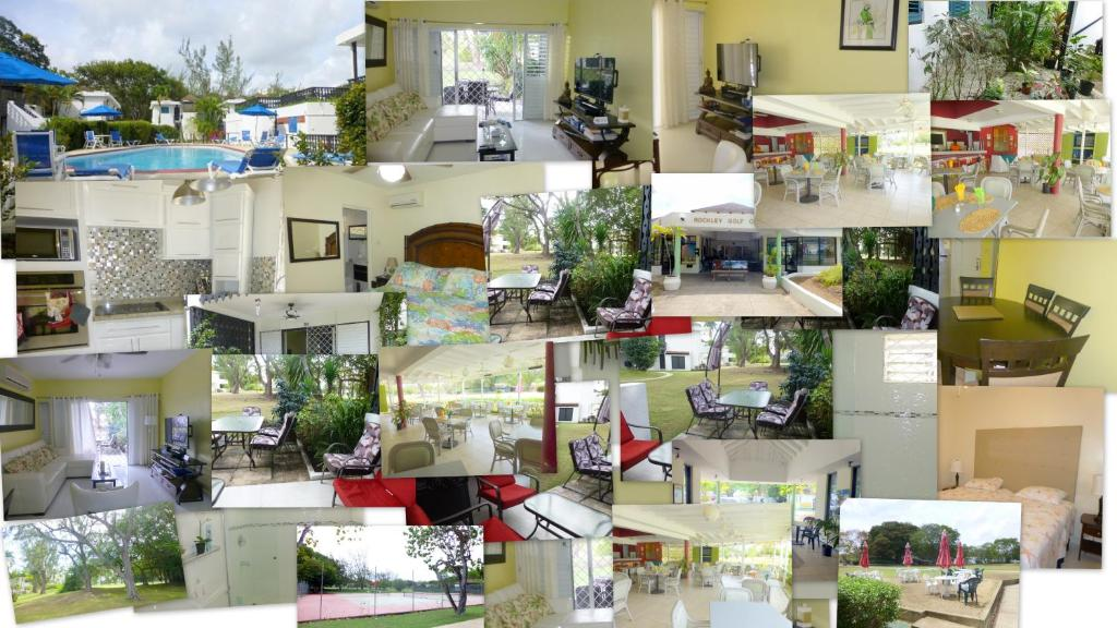 Apartment Rockley Golf Club Pool Tennis Golf Bar Restaurant