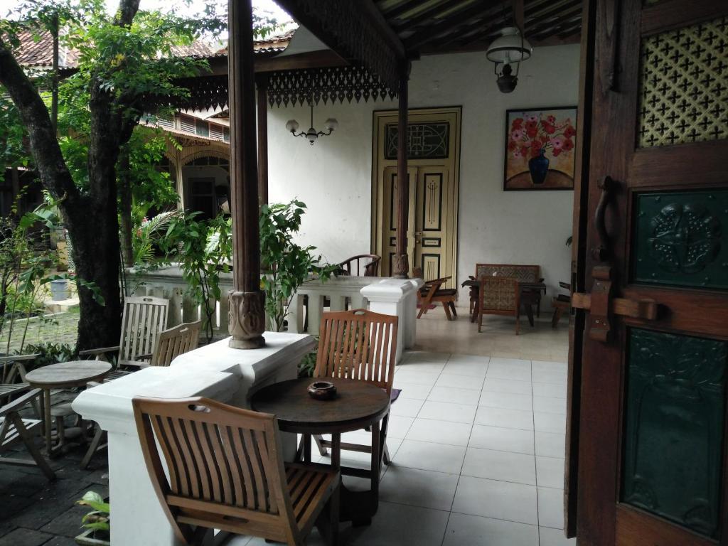 Ndalem Natan Royal Heritage Yogyakarta Harga 2018 Terbaru # Muebles Cafe Internet