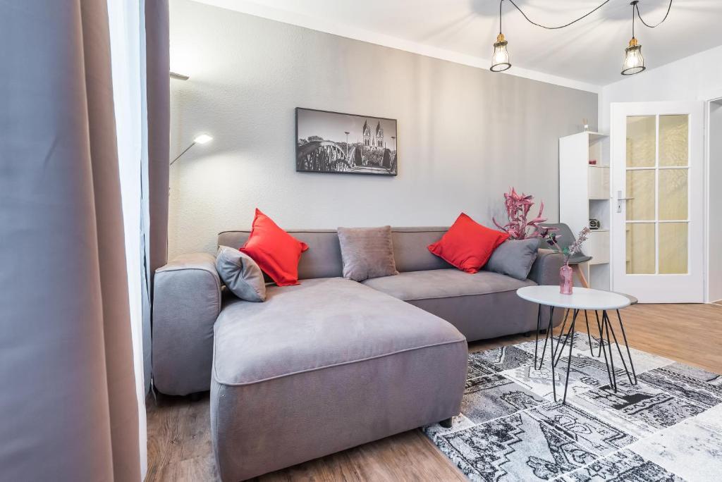 ferienwohnung wohnen auf zeit freiburg deutschland freiburg im breisgau. Black Bedroom Furniture Sets. Home Design Ideas