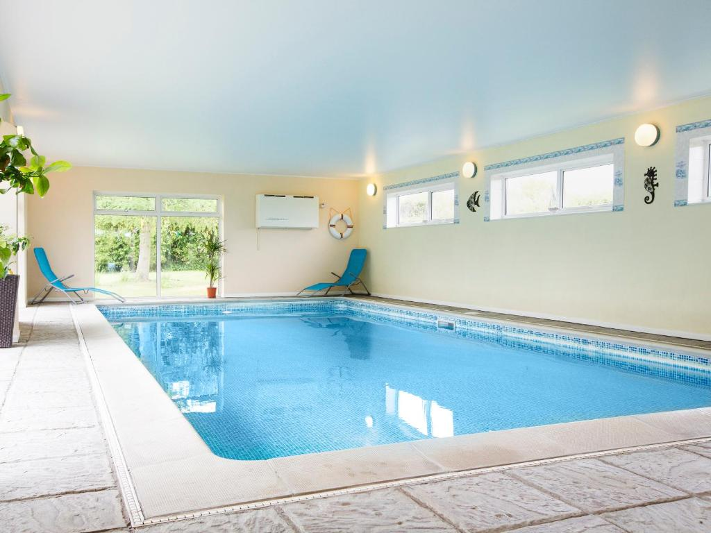 The swimming pool at or near Lark Rise