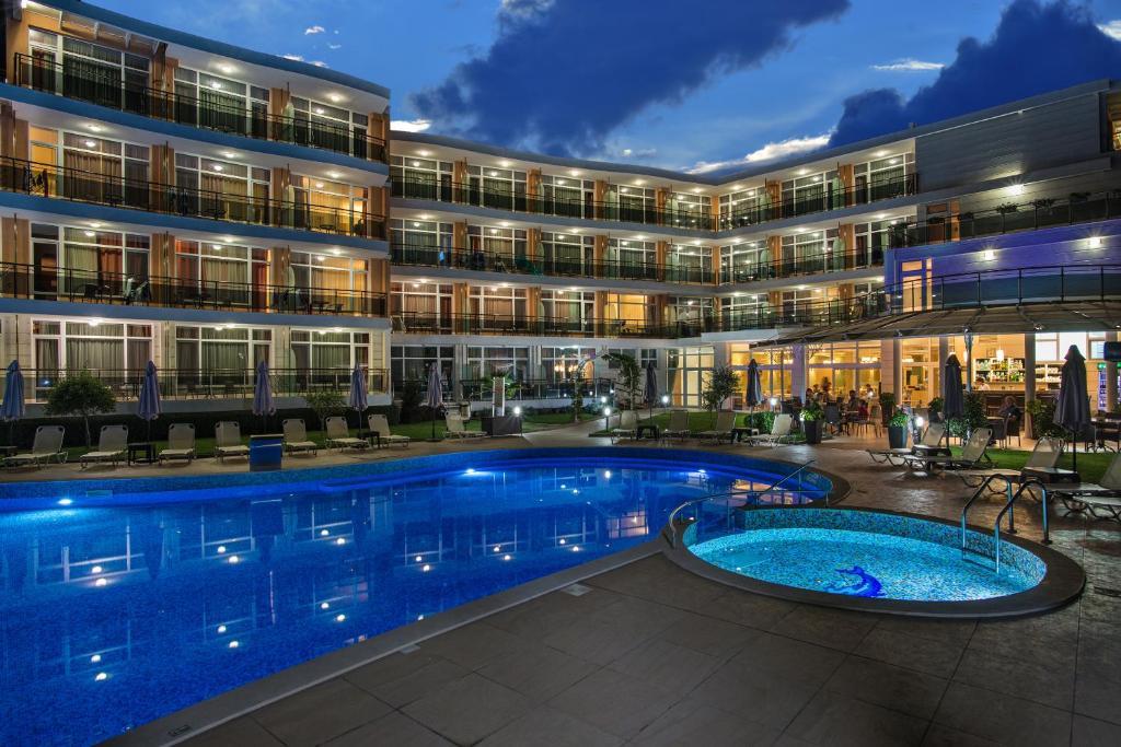 Хотел Мирамар - Полупансион - Созопол