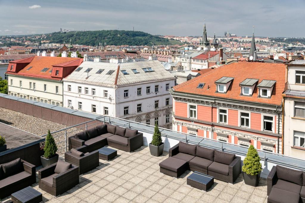 Wenceslas Square Hotel Prague | 2018 World's Best Hotels