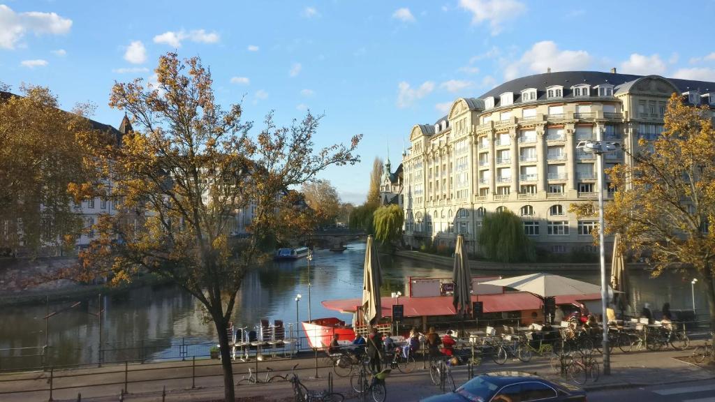 Apartment Le Quai des Pêcheurs, Strasbourg, France - Booking.com