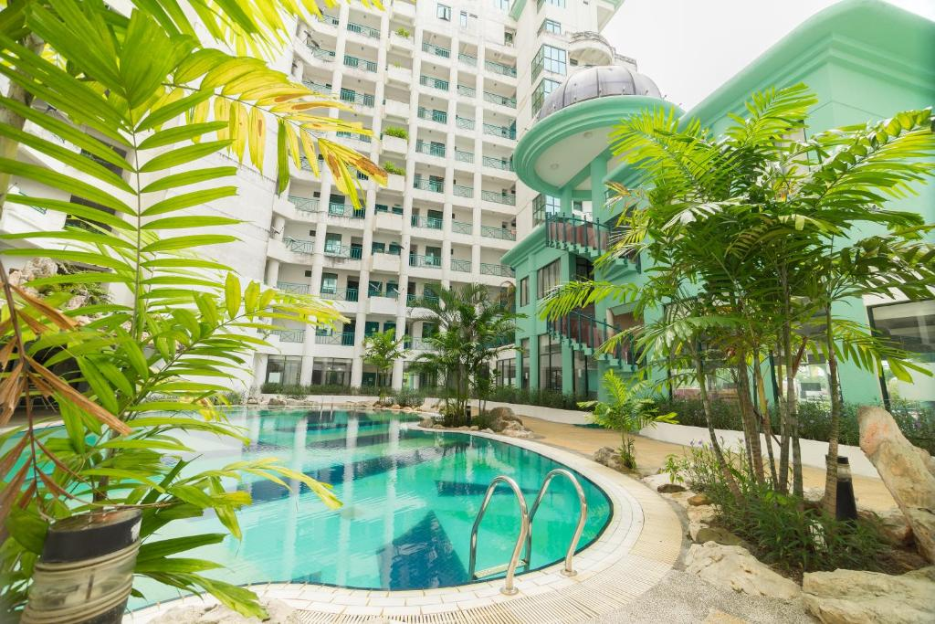 Hig homestay apartment kuah malaysia - Homestay langkawi with swimming pool ...