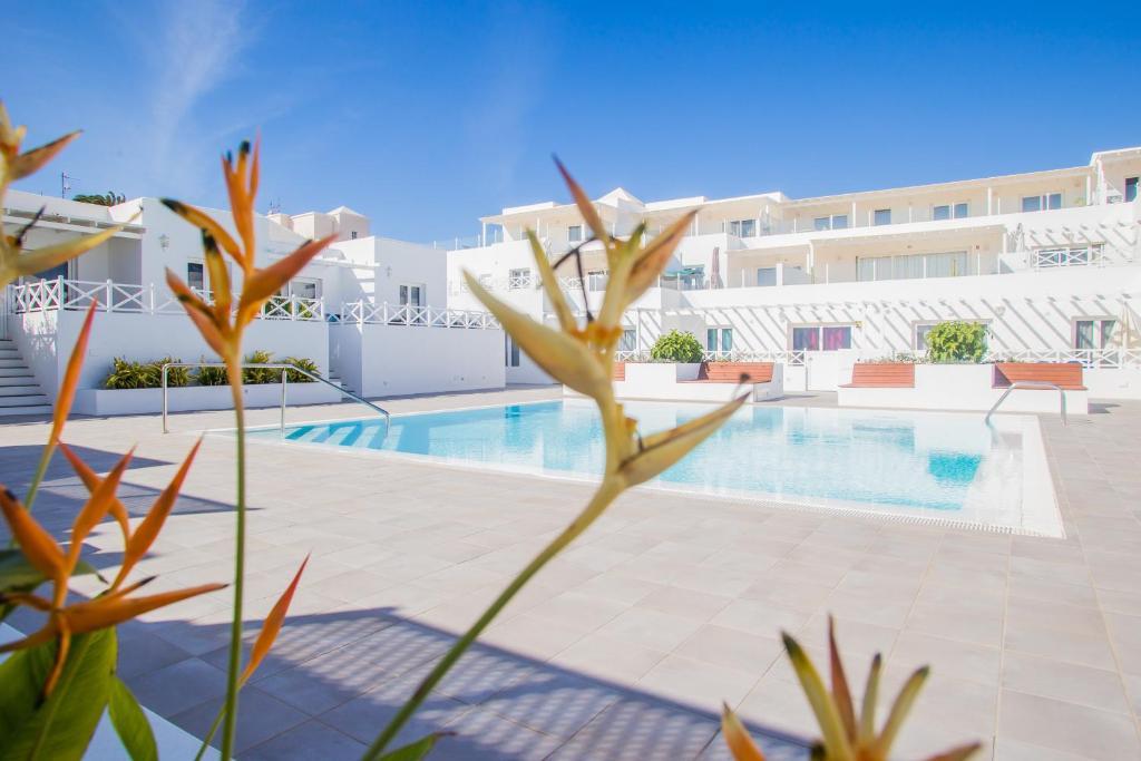 Apartments In Playa Honda Lanzarote