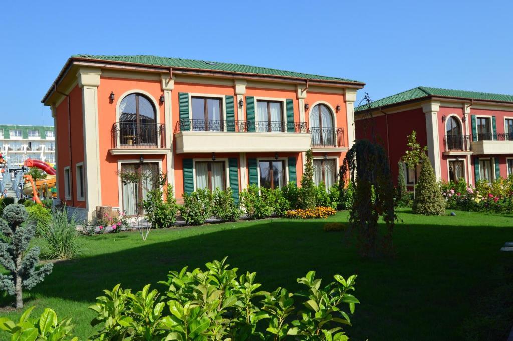 Ваканционно селище Luxury Villas in Therma Eco Village - Кранево